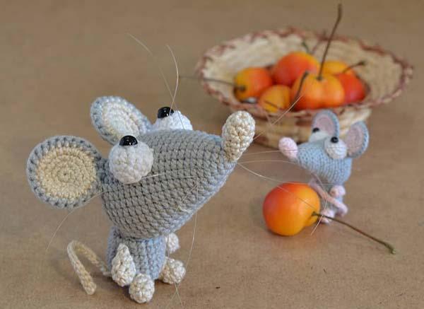 موش کله گنده