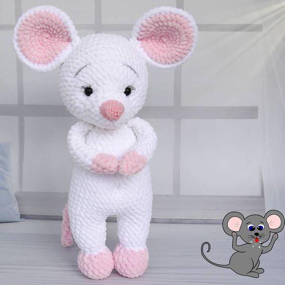 عروسک موش ناراحت