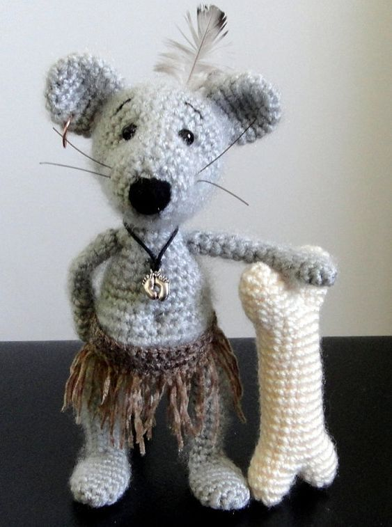 عروسک موش رئیس قبیله