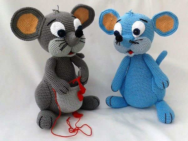 موش های متعجب