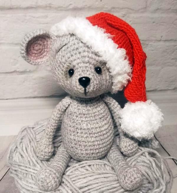 موش کریسمس