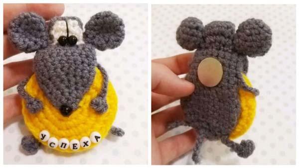 مگنت موش