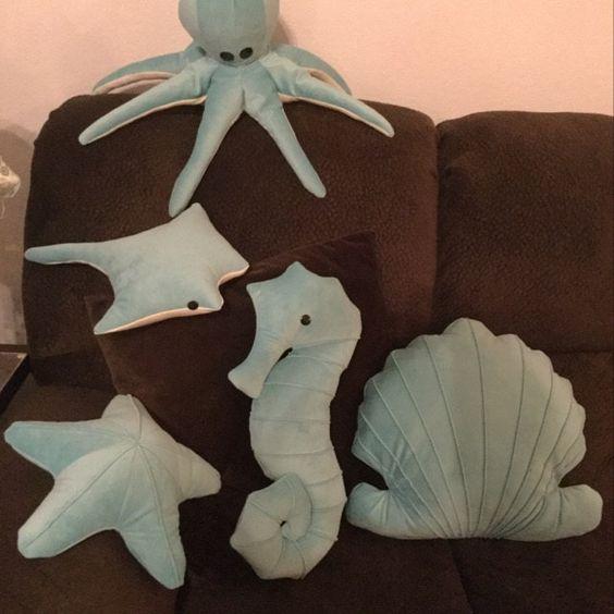 کوسن موجودات دریایی