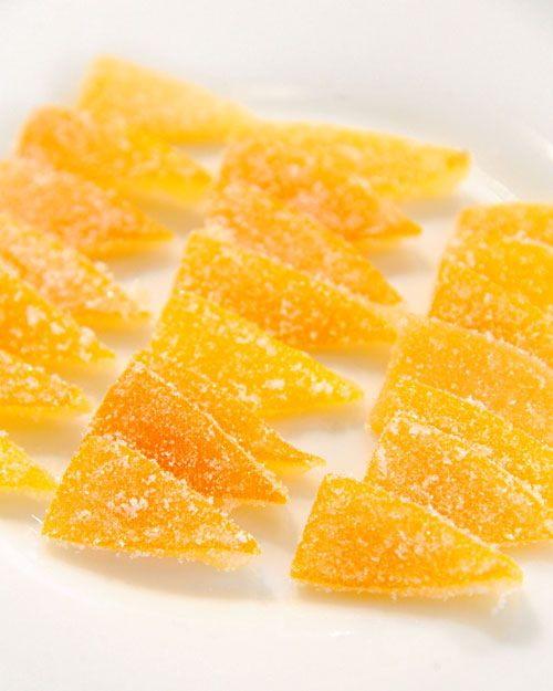 شکلات شکری پرتقال