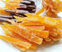 پوست پرتقال شکری