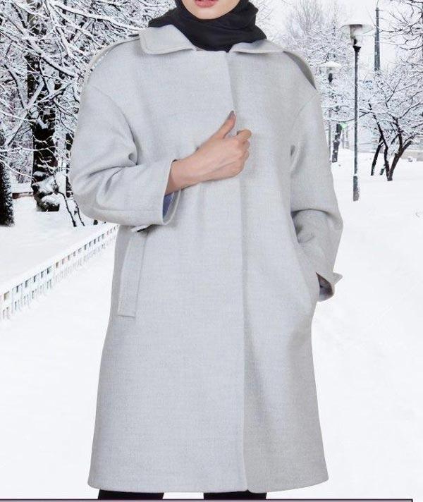 مدل مانتو فوتر زمستانی
