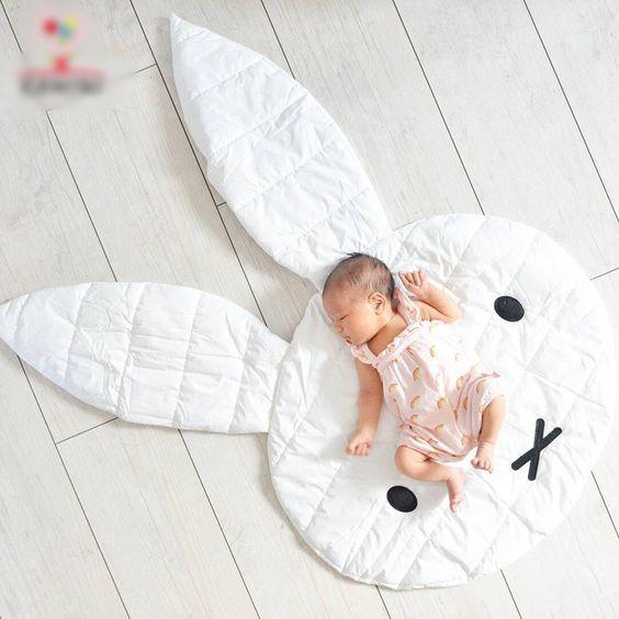 مدل فرشینه خرگوش سفید
