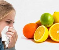 تقویت سیستم ایمنی بدن با ویتامین c