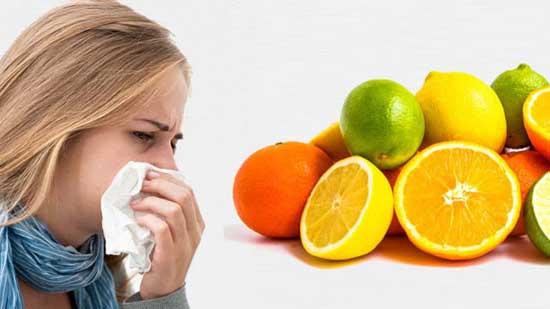 ویتامین c سیستم ایمنی بدن را اقزایش می دهد