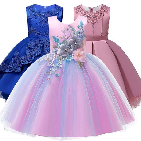 لباس مجلسی خوشگل دخترانه شیک