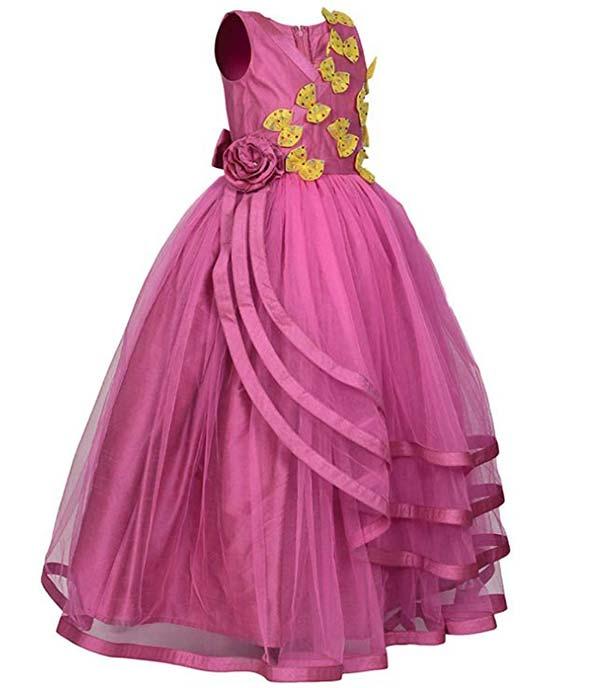 لباس مجلسی پرنسسی دخترونه