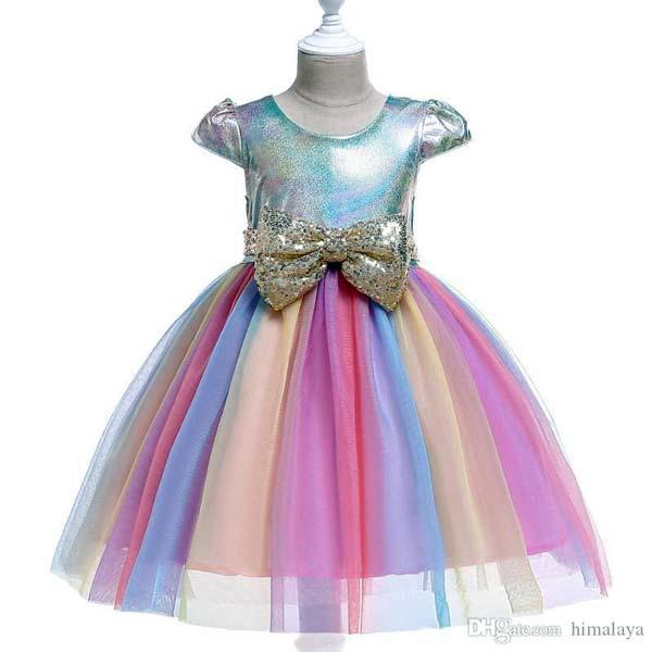لباس مجلسی خوشگل دخترونه دامن حریر