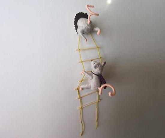 آموزش ساخت مگنت موش