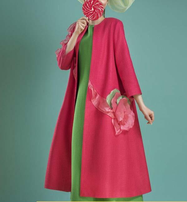 مدل ماتتو مجلسی بلند قرمز دخترانه