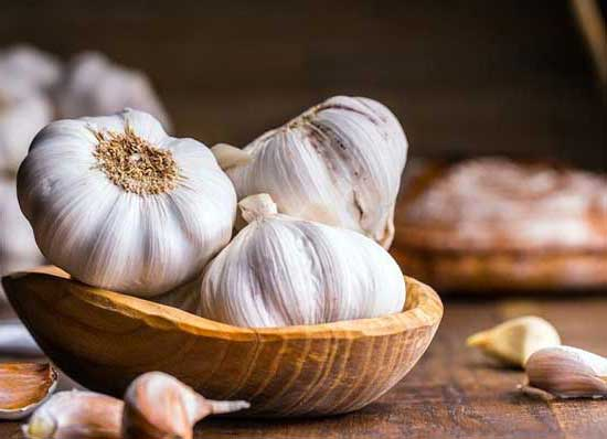 تقویت سیستم ایمنی بدن با خوردن سیر
