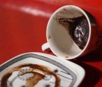 گرفتن فال قهوه