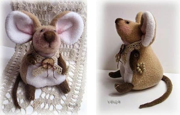 عروسک موش