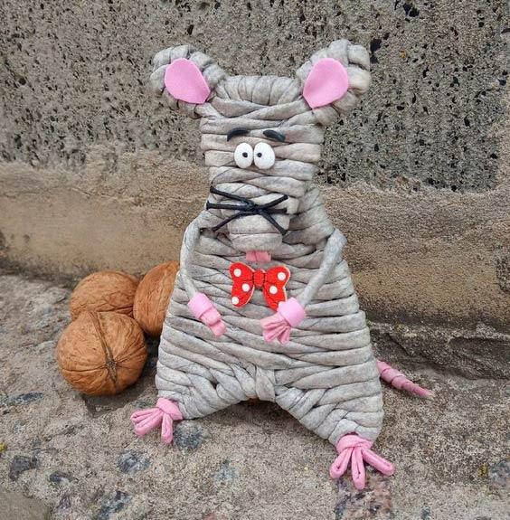 عروسک موش کاغذی