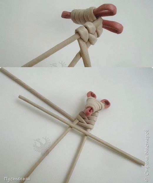 ساخت موش با کاغذ