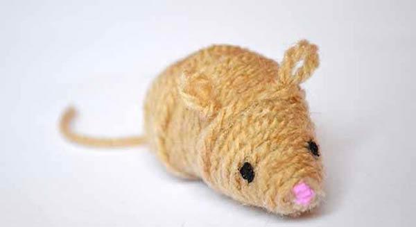 موش کاموایی