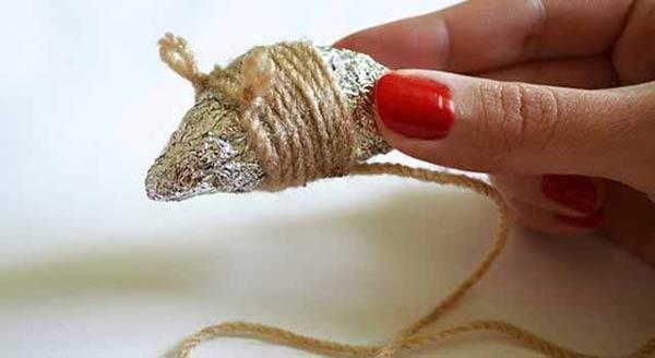 ساخت عروسک موش