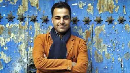 آرش عباسی نویسنده پایتخت