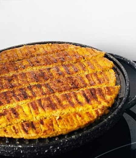 کباب تابه ای مرغ مجلسی