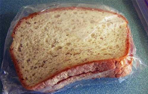 فریز کردن نان، کیک و شیرینی