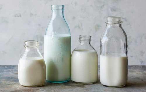 فریز کردن شیر