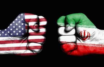 تشنج میان ایران و آمریکا