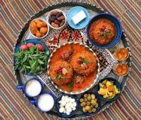 غذا چی بپزم کوفته تبریزی