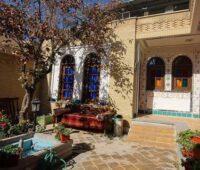 Isfahan Tolou-e Khorshid traditional hotel