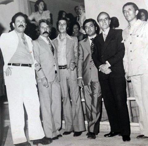 عکس قدیمی محمدعلی کشاورز
