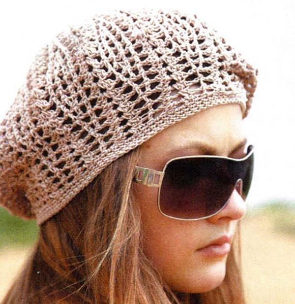 کلاه برت زنانه