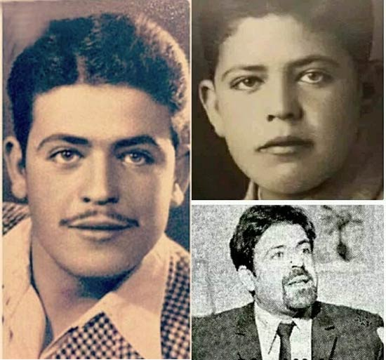 جوانی محمدعلی کشاورز