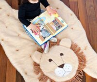 آموزش دوخت تشک بازی شیر اتاق بچه