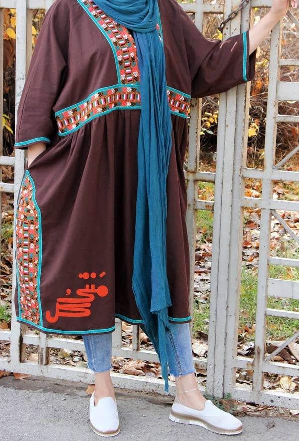 مانتو سنتی کیمونو