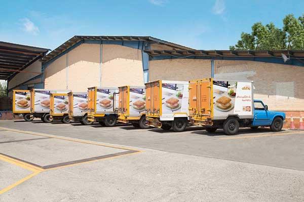 ماشینهای مجهز به یخچال تلاونگ