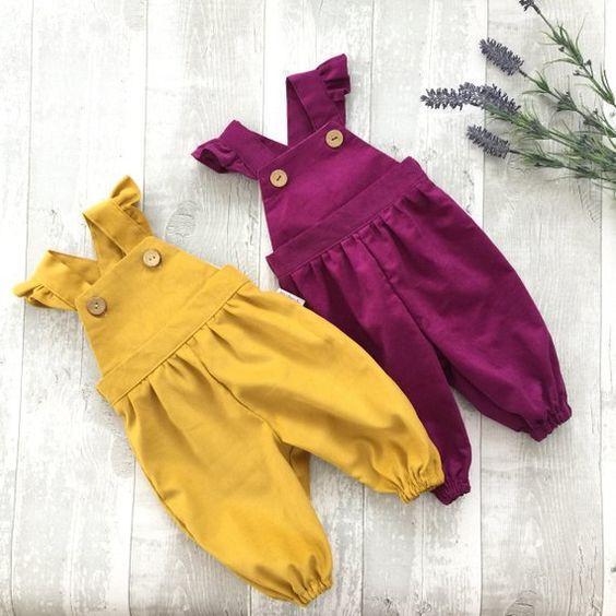 بیلرسوت دخترانه تابستانی طرشکی زرد