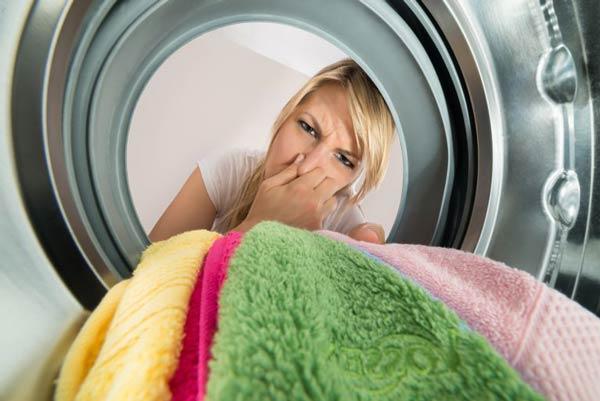 بو دادن ماشین لباسشویی