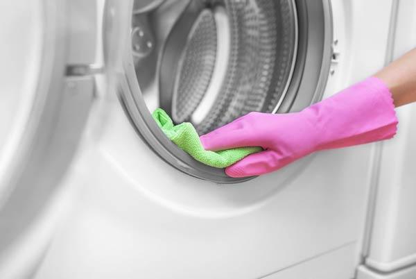 تمیز کردن واشر ماشین لباسشویی