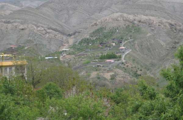 روستای کند علیا