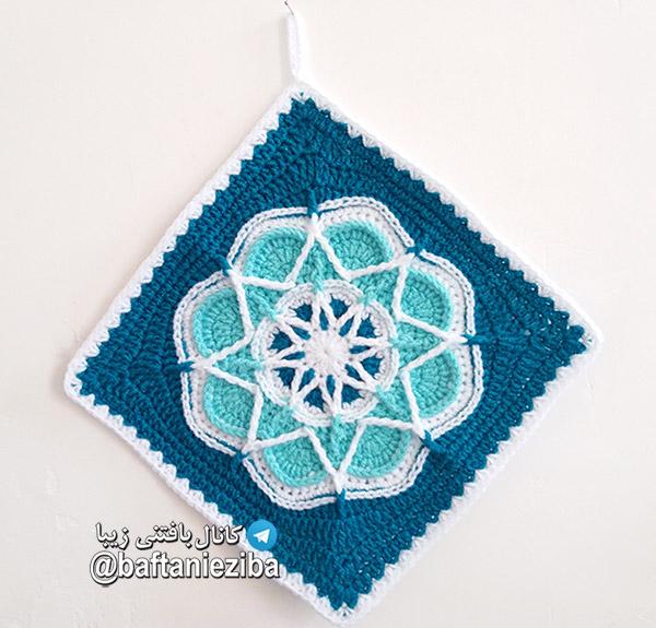 موتیف گل ستاره اسپیرو