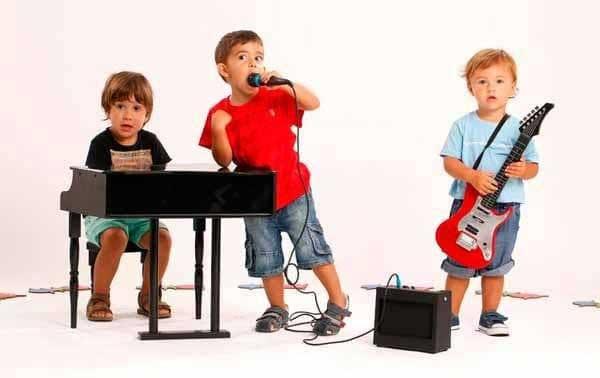 معجزهی موسیقی بر کودکان