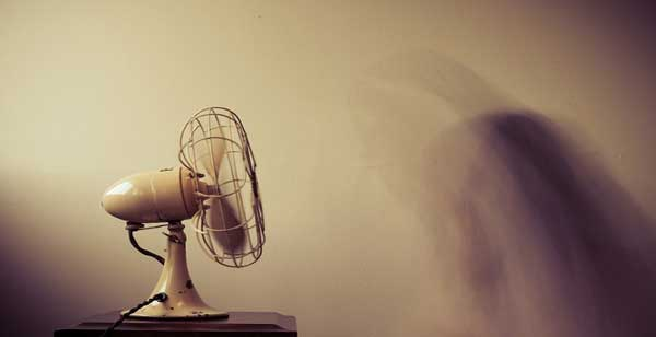 an old fan