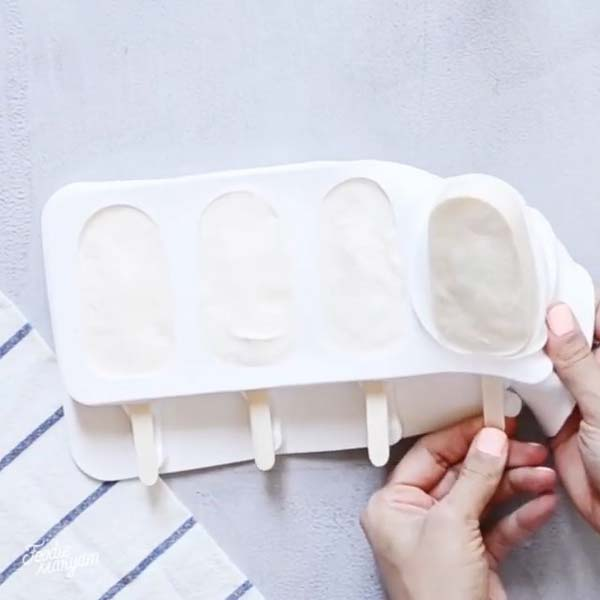 قالب بستنی چوبی
