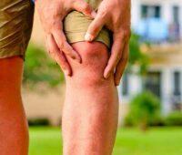 بهبود درد زانو پا لگن
