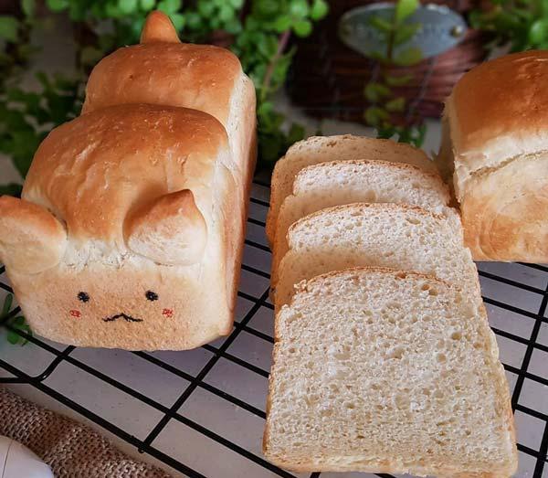 نان تست خانگی