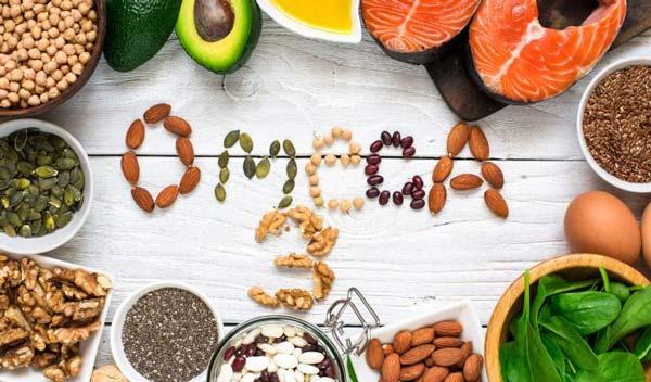 مواد غذایی و خوراکی جهت جلوگیری از خشکی پوست