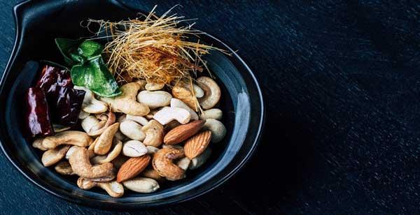 مزایای خوردن آجیل برای سلامتی